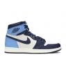 Nike Air Jordan 1 Mid Bleu