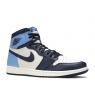 Nike Air Jordan 1 Mid Blu