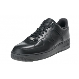 Nike Air Force1alto nero