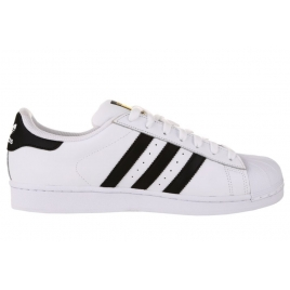 Donne adidas Originals Superstar Sneakers bianche e nere