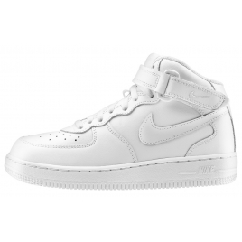 Nike Air Force1 haute blanc