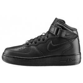 Nike Air Force1 haute noir