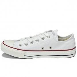 Converse Низкий верх белый