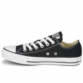 Women Converse Low Top Black