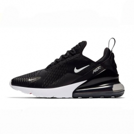 Women Nike Air Max 270 Black / White