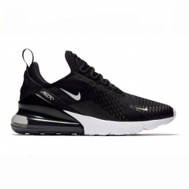 Men Nike Air Max 270 Black / White
